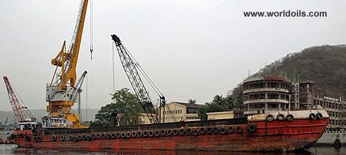 225 feet Self-Propelled Split Hopper Barges