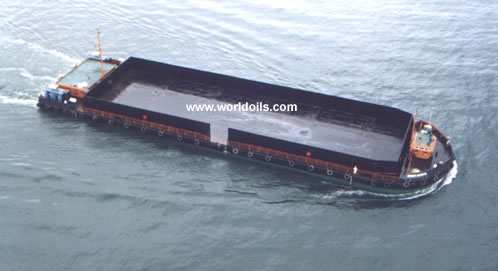 Self Propelled Barges - Coal Carrier barges