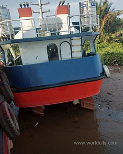 Used Oil Barge for Sale