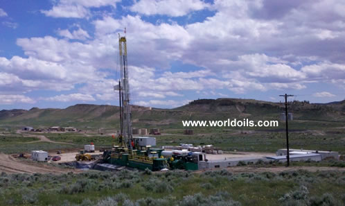 Service King - SK 775 Series - 1000hp Drilling Rig for Sale
