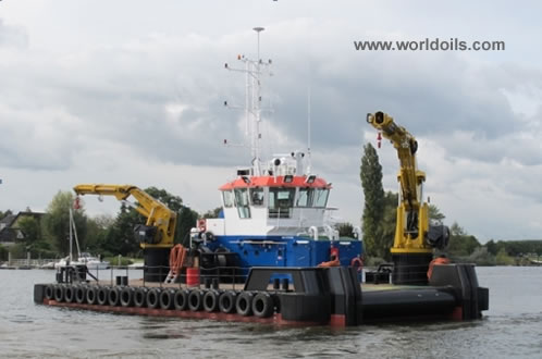 Multi-Purpose Workboat - 2013 Built for Sale