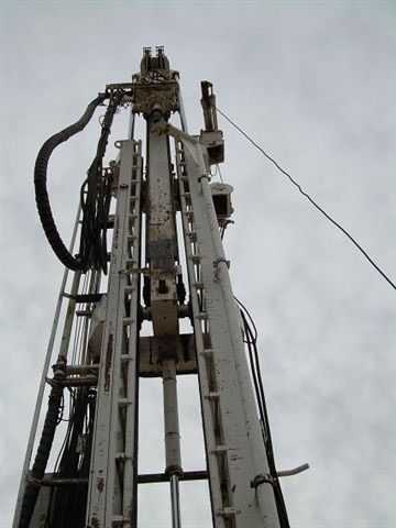 Shramm T130XD Drilling Rig for sale