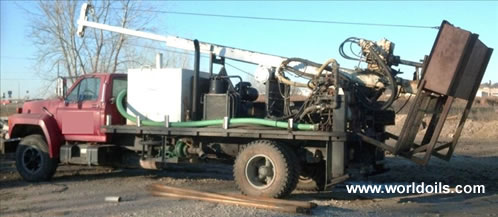 Simco 2800 Drill Rig for Sale