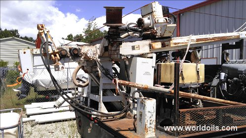 Simco 2800 HSHT Used Drilling Rig for Sale