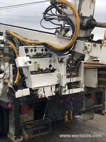 Simco Used Drilling Rig for Sale in USA