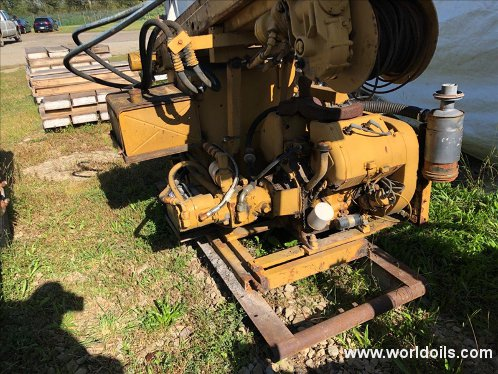 Simco 2800 Land Drilling Rig for Sale