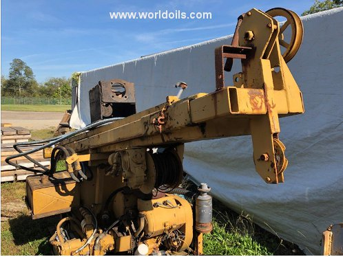 Simco 2800 Used Drilling Rig for Sale