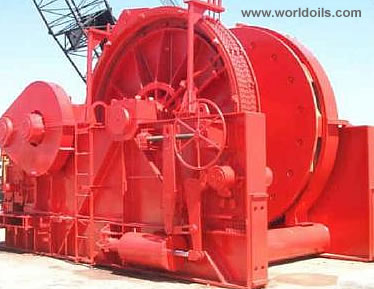 Deep Water Winch - Mitsubishi Model 147