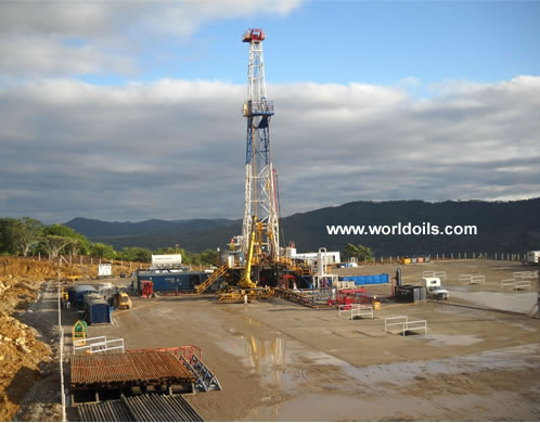 Skytop Brewster N75 - 1000 HP Mechanical Drilling Rig - for Sale