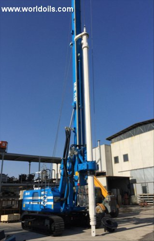 Soilmec SR30 Drilling Rig - For Sale