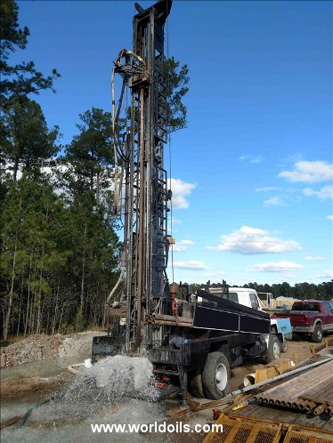 Speedstar 275 Drilling Rig - For Sale