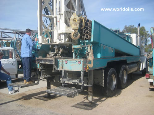 Speedstar 30K Used Drilling Rig for Sale