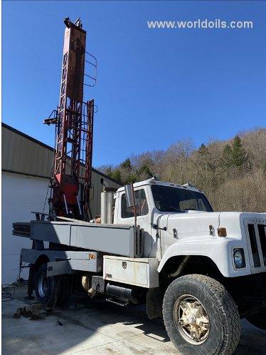Speedstar Quickdrill 600 Drilling Rig for Sale