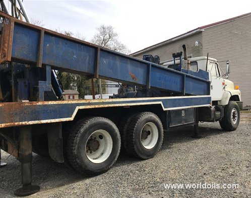 Speedstar SD300 Used Drilling Rig for Sale