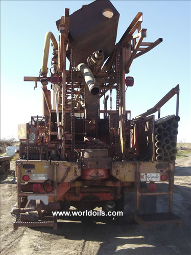 Speedstar SS200 Drill Rig for Sale