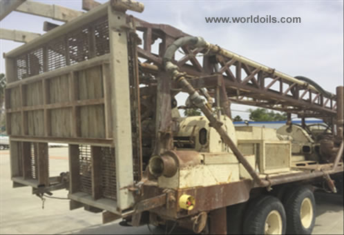 1978 Built Drill Rig for Sale