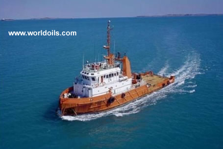 Utility Vessel - 40m for Sale