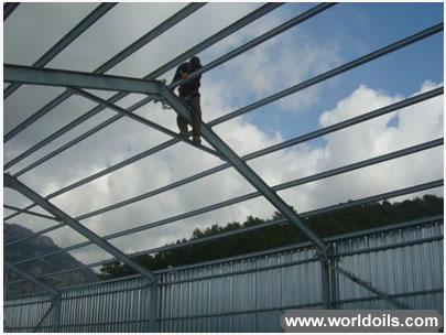Steel Construction offices, buildings, offices,