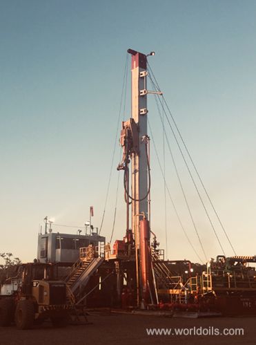 10,000ft Drilling Depth Super Single Rig for Sale