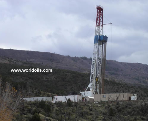 Superior 700 Mechanical Land Drilling Rig - 800 HP - for Sale