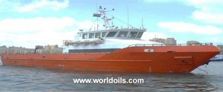 Supply/Crew Vessel for Sale