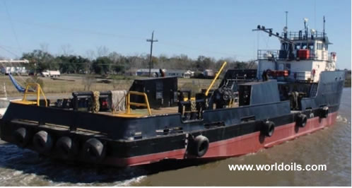 Supply Vessel - 1979 Built for Sale