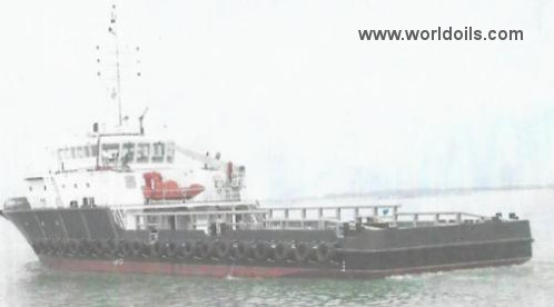 Supply Vessel - 2004 Built - for Sale
