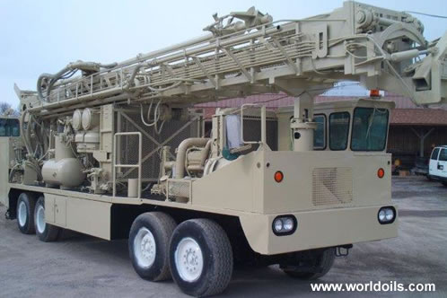 Reichdrill T-700 Magnum 80 Series Drill Rig for Sale