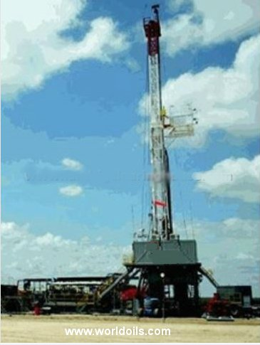 TSM 850 Trailer Mounted Drilling Rig - For Sale
