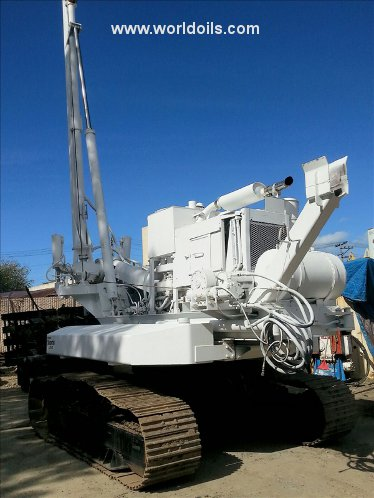 Texoma 600-30 Foundation Drilling Rig for Sale