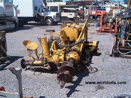 Texoma TJ 254 Used Drilling Rig  - For Sale