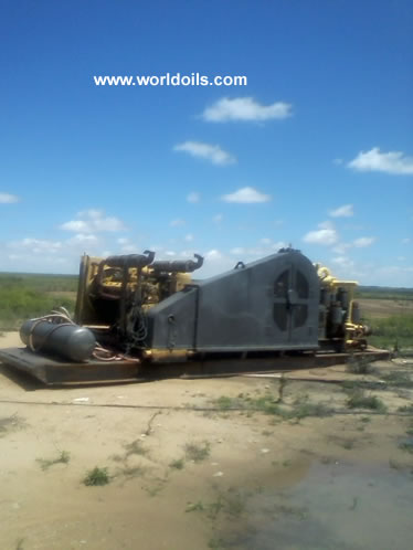 Witchtex R-4 Drilling Rig for Sale in USA