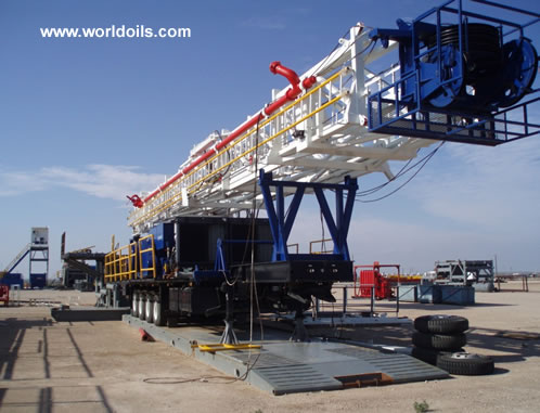 Mechanical Drilling Rig - 1000 hp for Sale in USA