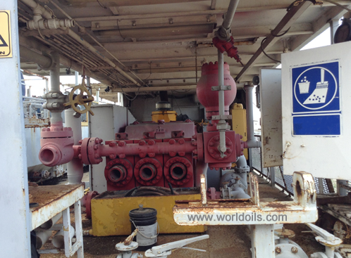 Used Drilling Rig