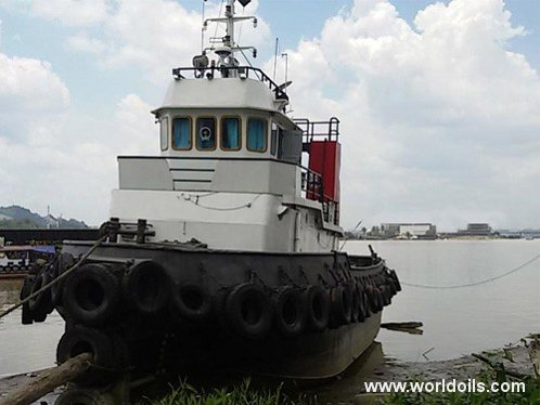 Tug Boat - 23m for Sale