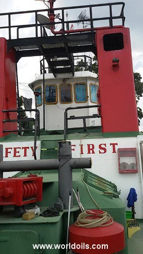 2007 Built Tug Boat for Sale