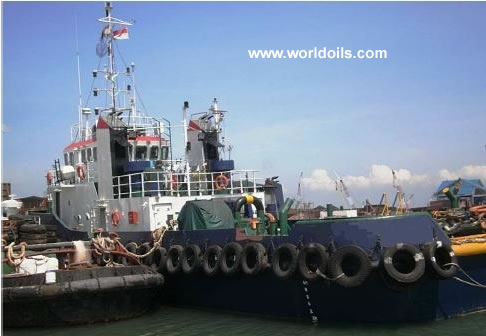 Tug Boat - 31.1m for Sale