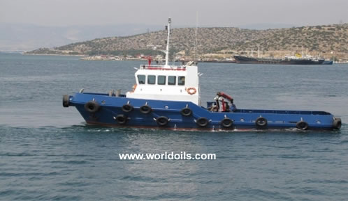 Tug Boat - 21m for Sale