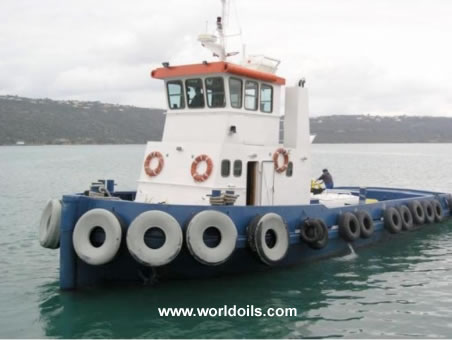 2001 Built Tug Boat for Sale
