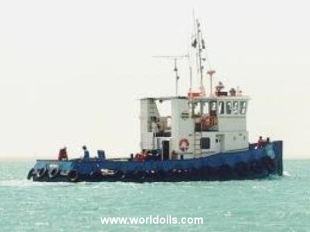 Tugboat - 18m for Sale