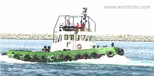 19m Tugboat for Sale