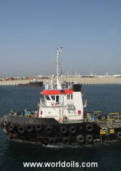 Tugboat - 31m - for Sale