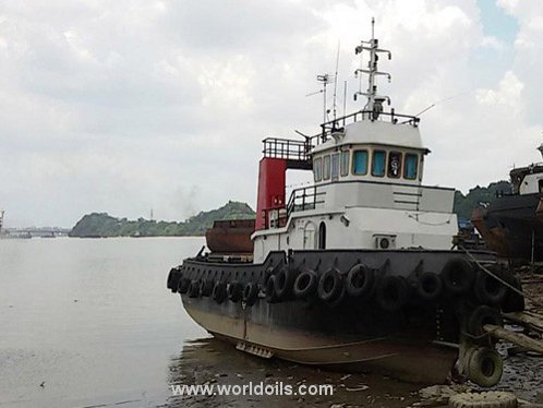 Tug Boat - 2007 Built for Sale