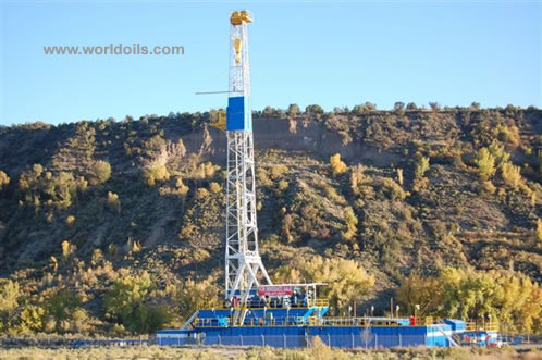 Unit U40 - 1100 HP Mechanical Drilling Rig for Sale
