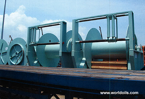 Unused 200 Ton Anchor Handling Winch for sale