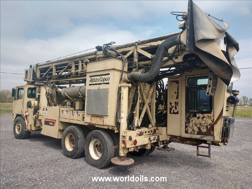Used Atlas Copco Drilling Rig - For Sale