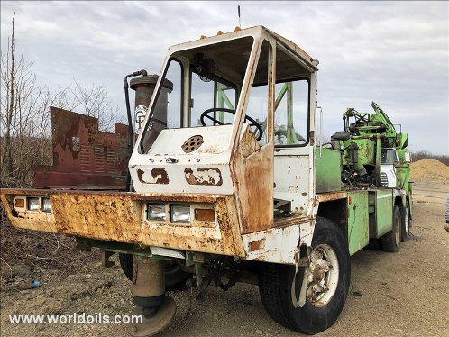 Used Chicago Pneumatic 650 S/S Drilling Rig for Sale
