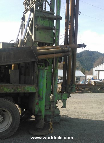 Used Chicago Pneumatic Drilling Rig for Sale