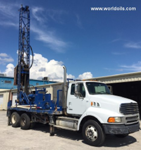 Used Diedrich D120 Drilling Rig for Sale