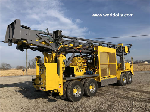 2005 Built Atlas Copco T4W DH Drill Rig For Sale